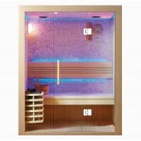 Seacrest Luxury 2-Person Traditional Sauna