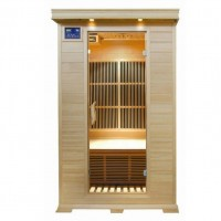 SunRay HL200C Evansport Infrared Sauna