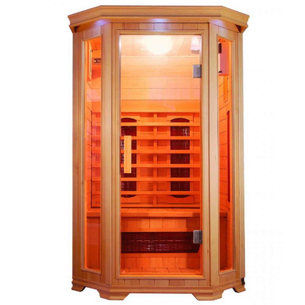 SunRay HL200W Heathrow Infrared Sauna