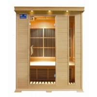 SunRay Aspen 3-Person Infrared Sauna