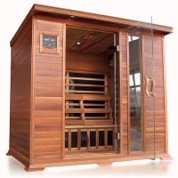 SunRay Savannah 3-Person Infrared Sauna