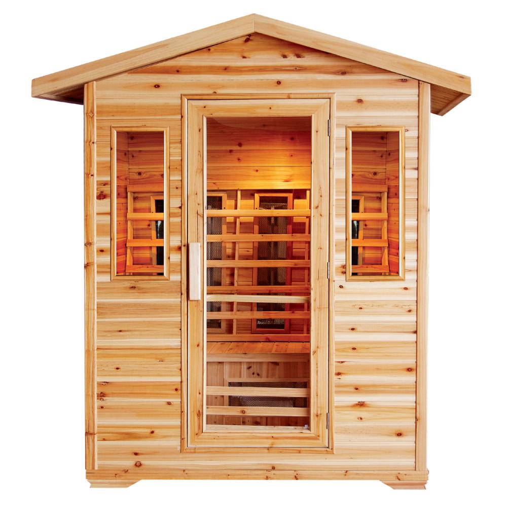 SunRay HL400D Cayenne Infrared Sauna