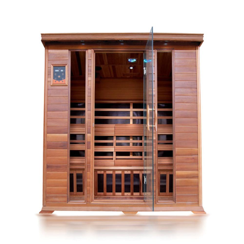 SunRay Sequoia 4 Person Infrared Sauna