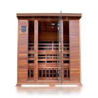 SunRay Sequoia 4 Person Infrared Sauna